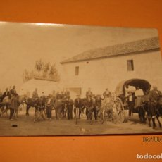 Fotografía antigua: ANTIGUA FOTOGRAFÍA DE JOSÉ GARAÑÁN EN BLANCO Y NEGRO - ALQUERÍA EN VALENCIA - AÑO 1920S.. Lote 167059392