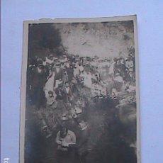 Fotografía antigua: FOTOGRAFIA PRINCIPIOS S.XX. BAUTISMO POR INMERSIÓN.. Lote 169014104