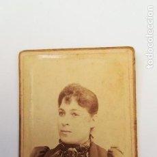 Fotografía antigua: ANTIGUA FOTOGRAFIA,SIGLO XIX.PORTUGAL. Lote 170396316