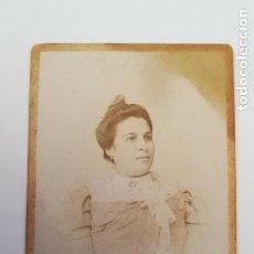 Fotografía antigua: ANTIGUA FOTOGRAFIA,SIGLO XIX.PORTUGAL. Lote 170396532