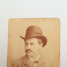 Fotografía antigua: ANTIGUA FOTOGRAFIA,SIGLO XIX. ALEMANIA. Lote 170396848