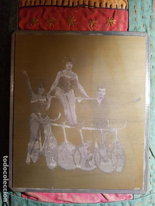 Fotografía antigua: Placa Fotográfica o Ferrotipo - Foto 6 - 172103737