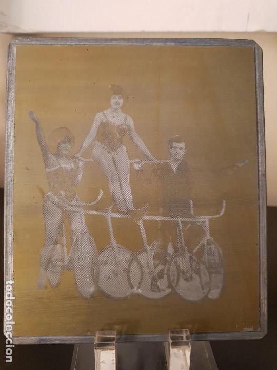 Fotografía antigua: Placa Fotográfica o Ferrotipo - Foto 4 - 172103737