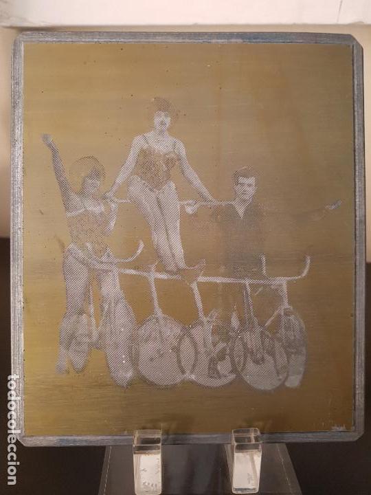Fotografía antigua: Placa Fotográfica o Ferrotipo - Foto 5 - 172103737