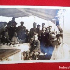 Fotografía antigua: FOTO DE SAN ESTEBAN DE PRAVIA ATURIAS , MARZO 1930. Lote 191194643