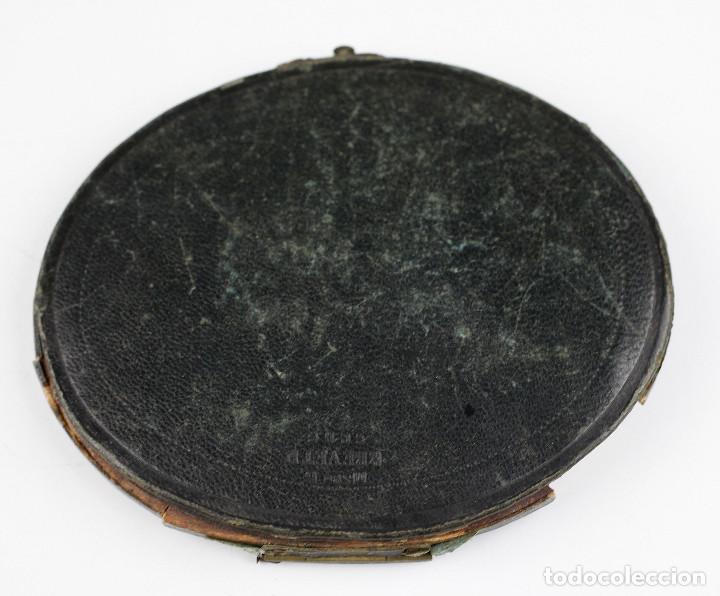 Fotografía antigua: DAGUERREOTIPO DE MILITAR - Tamaño 11x9 cm. - Foto 4 - 191792358