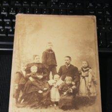 Fotografía antigua: E. BEAUCHY. SEVILLA. SIGLO XIX.. Lote 192269601