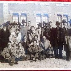 Fotografía antigua: FOTO REINOSA LA CONSTRUCTORA NAVAL 1928. Lote 192815905