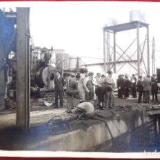 Fotografía antigua: FOTO CADIZ , EN EL PUERTO 1929, FOTO REYMUNDO. Lote 192819566