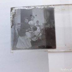 Fotografía antigua: 120 AMBROTIPOS ( FOTOS EN VIDRIO) AÑOS 1911. LEER DESCRIPCIÓN. Lote 192836785