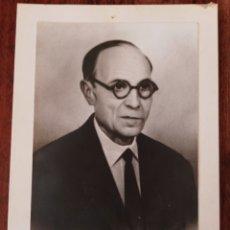 Fotografía antigua: FOTO ANTIGUA - DE ESTUDIO. Lote 193817286