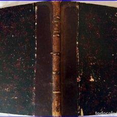 Fotografía antigua: TRATADO DE FOTOGRAFÍA. LIBRO DEL SIGLO XIX.. Lote 195514678