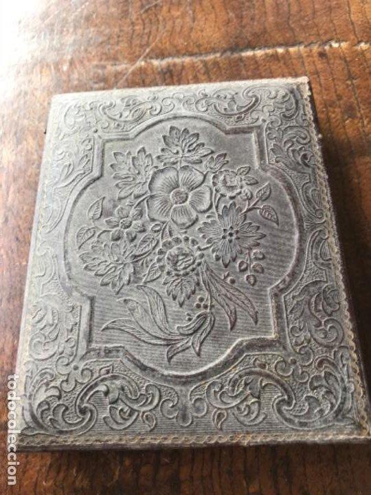 Fotografía antigua: Caja daguerrotipos - Foto 2 - 202684941