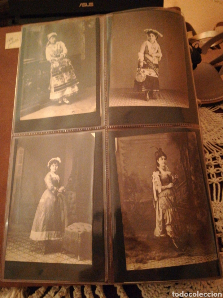 Fotografía antigua: FOTOS ORIGINALES CARNAVAL DE BARCELONA DE 1870 FOTOGRAFO ESPLUGAS 45 FOTOGRAFIAS - Foto 2 - 210695306