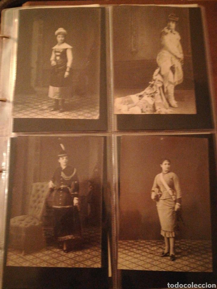 Fotografía antigua: FOTOS ORIGINALES CARNAVAL DE BARCELONA DE 1870 FOTOGRAFO ESPLUGAS 45 FOTOGRAFIAS - Foto 9 - 210695306