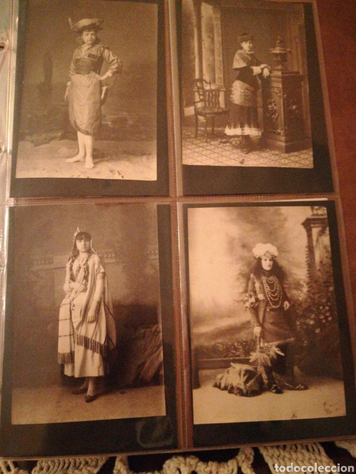 Fotografía antigua: FOTOS ORIGINALES CARNAVAL DE BARCELONA DE 1870 FOTOGRAFO ESPLUGAS 45 FOTOGRAFIAS - Foto 11 - 210695306
