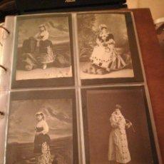 Fotografía antigua: FOTOS ORIGINALES CARNAVAL DE BARCELONA DE 1870 FOTOGRAFO ESPLUGAS 45 FOTOGRAFIAS. Lote 210695306