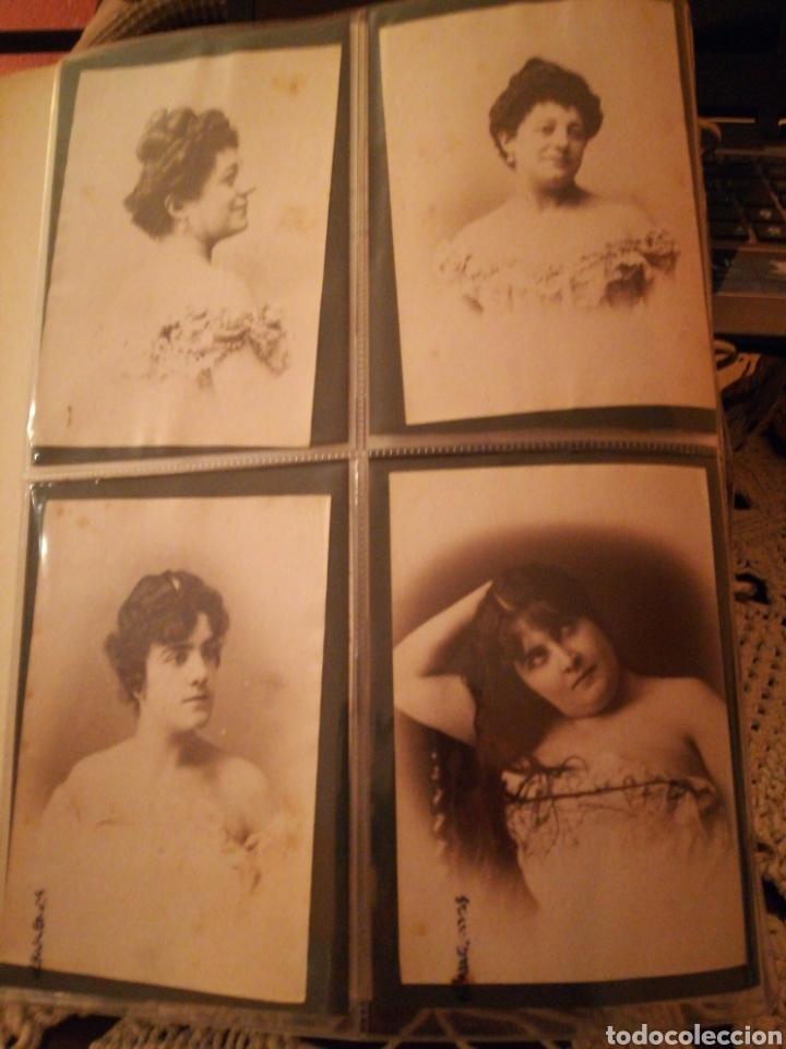 Fotografía antigua: FOTOGRAFIAS MUJERES ENTRE 1860-1880 FOTOGRAFO ESPLUGAS ORIGINALES 46 fotos - Foto 2 - 210695789