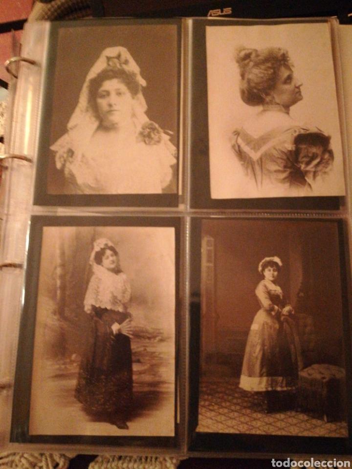 Fotografía antigua: FOTOGRAFIAS MUJERES ENTRE 1860-1880 FOTOGRAFO ESPLUGAS ORIGINALES 46 fotos - Foto 3 - 210695789