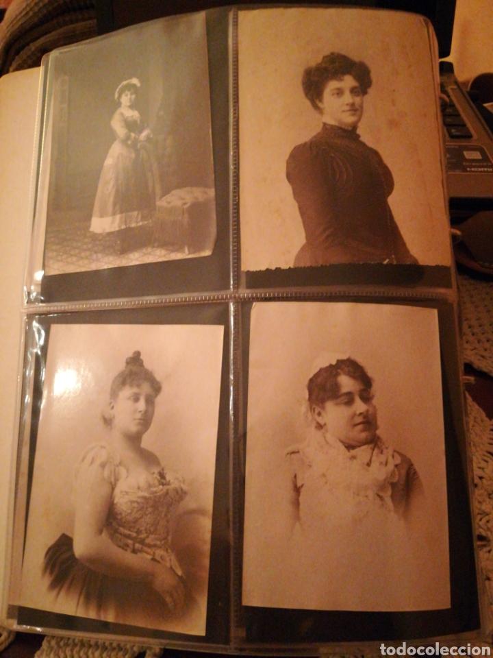 Fotografía antigua: FOTOGRAFIAS MUJERES ENTRE 1860-1880 FOTOGRAFO ESPLUGAS ORIGINALES 46 fotos - Foto 4 - 210695789