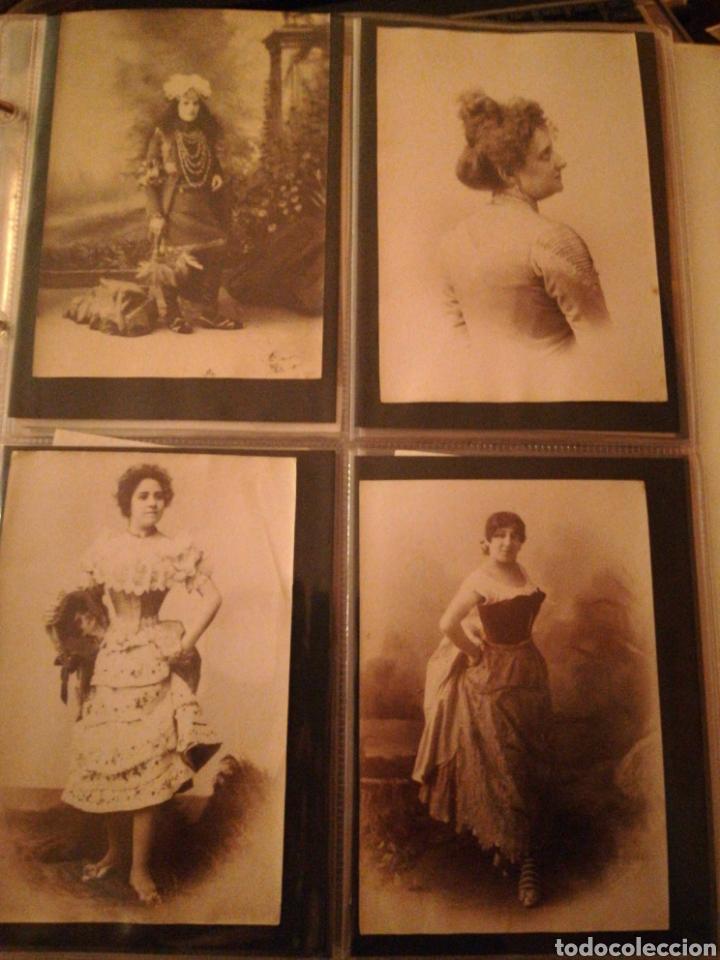 Fotografía antigua: FOTOGRAFIAS MUJERES ENTRE 1860-1880 FOTOGRAFO ESPLUGAS ORIGINALES 46 fotos - Foto 5 - 210695789