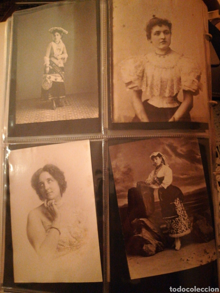 Fotografía antigua: FOTOGRAFIAS MUJERES ENTRE 1860-1880 FOTOGRAFO ESPLUGAS ORIGINALES 46 fotos - Foto 6 - 210695789
