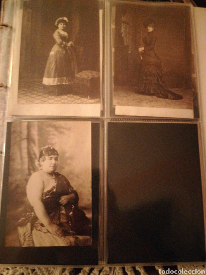 Fotografía antigua: FOTOGRAFIAS MUJERES ENTRE 1860-1880 FOTOGRAFO ESPLUGAS ORIGINALES 46 fotos - Foto 7 - 210695789