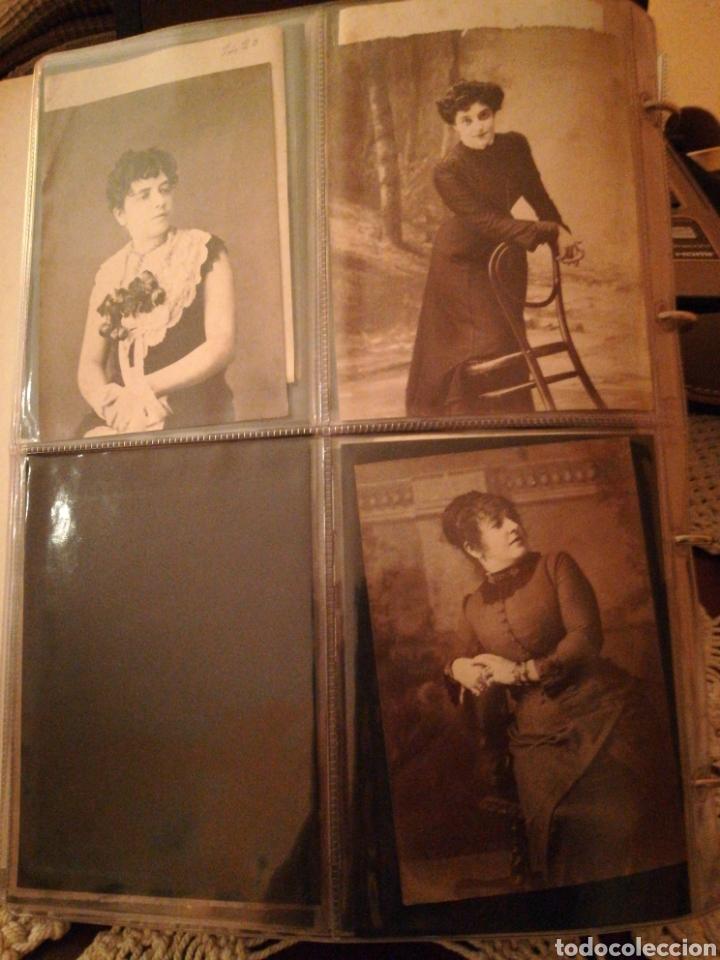 Fotografía antigua: FOTOGRAFIAS MUJERES ENTRE 1860-1880 FOTOGRAFO ESPLUGAS ORIGINALES 46 fotos - Foto 10 - 210695789