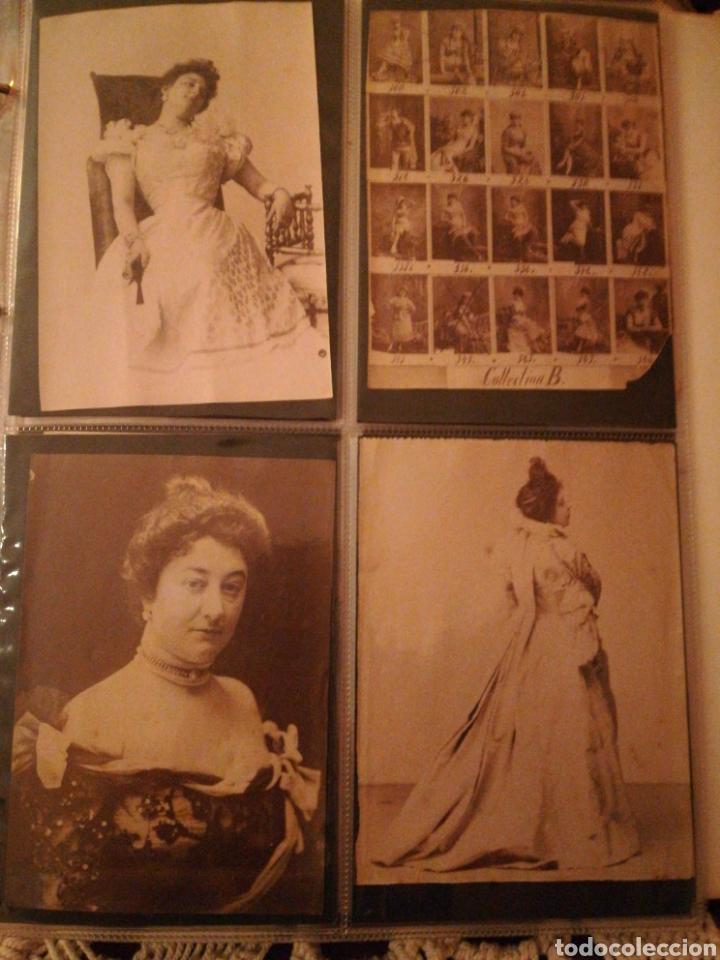 Fotografía antigua: FOTOGRAFIAS MUJERES ENTRE 1860-1880 FOTOGRAFO ESPLUGAS ORIGINALES 46 fotos - Foto 11 - 210695789