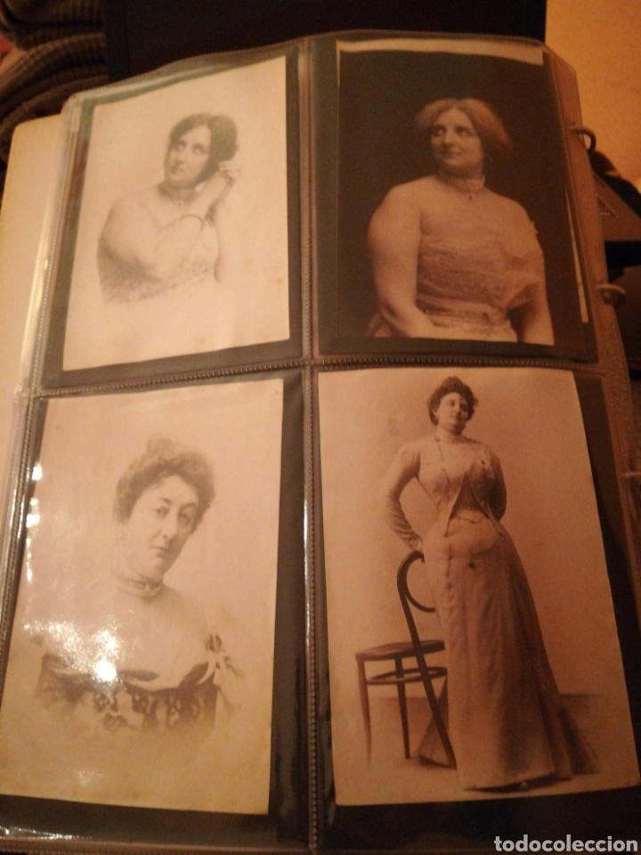 Fotografía antigua: FOTOGRAFIAS MUJERES ENTRE 1860-1880 FOTOGRAFO ESPLUGAS ORIGINALES 46 fotos - Foto 12 - 210695789