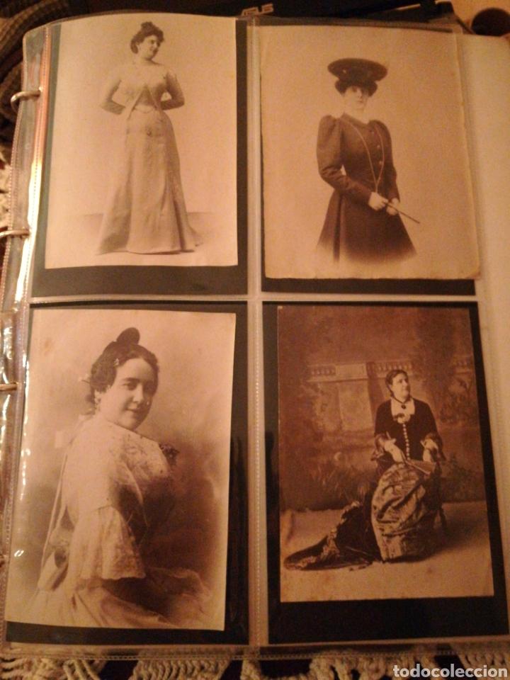 Fotografía antigua: FOTOGRAFIAS MUJERES ENTRE 1860-1880 FOTOGRAFO ESPLUGAS ORIGINALES 46 fotos - Foto 13 - 210695789