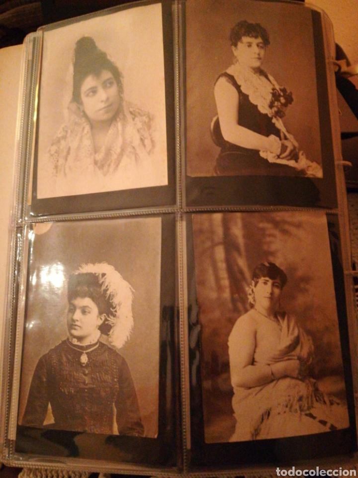 Fotografía antigua: FOTOGRAFIAS MUJERES ENTRE 1860-1880 FOTOGRAFO ESPLUGAS ORIGINALES 46 fotos - Foto 14 - 210695789
