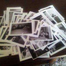 Fotografía antigua: LOTE DE 81 REPRODUCCIÓNES DE FOTOS ANTIGUAS. Lote 213851105