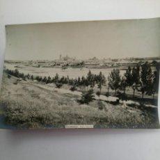Fotografía antigua: FOTOGRAFÍA ANTIGUA DE SALAMANCA - VISTA GENERAL. Lote 222257752