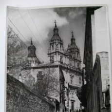Fotografía antigua: FOTOGRAFÍA ANTIGUA DE SALAMANCA CALLE PALOMINOS 28X22 CM. Lote 223220772