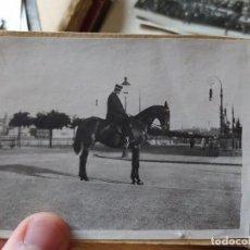Fotografía antigua: SAN SEBASTIAN, LUGAR SIN IDENTIFICAR. 1916. FOTOGRAFIA ORIGINAL.. Lote 240457480
