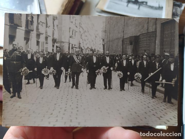 PAMPLONA, PROCESION DEL CORPUS, 1920. FOTOGRAFIA ORIGINAL EN BUEN ESTADO. (Fotografía Antigua - Ambrotipos, Daguerrotipos y Ferrotipos)