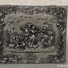 Fotografía antigua: 1/4 PLATE AMBROTYPE IN THERMOPLASTIC CASE , P. B. SMITH & HARTMANN , NEW YORK , MILITAR. Lote 254407205