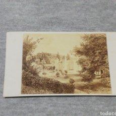 Fotografía antigua: FOTOGRAFÍA ANTIGUA CDV ALBÚMINA CARTES DE VISITE 015. Lote 269744158