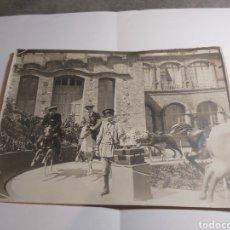 Fotografia antiga: FOTO TIBIDABO BARCELONA 26 DEL 3 DE 1911. Lote 284536398