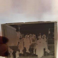 Fotografía antigua: FOTO ANTIGUA: LOTE DE 4 DE CRISTAL AÑOS 20 OPORTUNIDAD COLECCIONISTAS. Lote 287263548