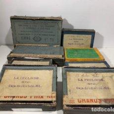 Fotografia antiga: ANTIGUOS CLICHES NEGATIVOS PLACAS EN CRISTAL 112. Lote 293431788
