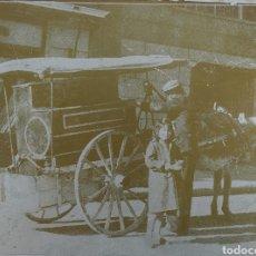 Fotografía antigua: PLANCHA CLICHÉ FOTOGRÁFICO DE ZINC. FOTOGRAFIA ANTIGUA. Lote 295530808