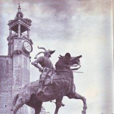 Fotografía antigua: FOTO DE TRUJILLO -CACERES FORMATO GRANDE . Lote 4365729