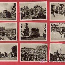 Fotografía antigua: FOTOS TAMAÑO CARTERA DE ROMA EDITOR FOTO SAM MILANO A 0.90 EUROS LA FOTO MAS FOTOS EN MI TIENDA. Lote 16121356