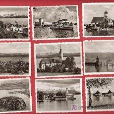 Fotografía antigua: LOTE DE 9 FOGRAFIAS TAMAÑO CARTERA MAS FOTOS Y POSTALES EN MI TIENDA. Lote 15974539