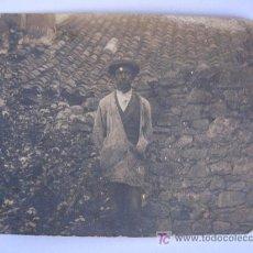 Fotografía antigua: ASTURIAS - VILLAVICIOSA - 1925. Lote 8999996