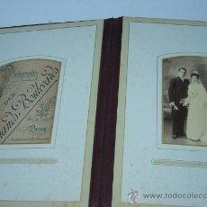 Fotografía antigua: ALGUN GRANDE DE 40 FOTOGRAFIAS ARTISTICA. Lote 10912260
