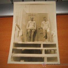 Fotografía antigua: FOTO MILITAR . Lote 12817481