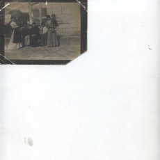 Fotografía antigua: SEÑORAS CON NIÑOS DE PRINCIPIOS DEL SIGLO PASADO - 11.80 X 8.80 -. Lote 11194156